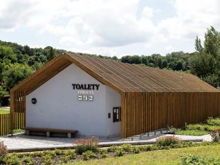 Toaleta w Kazimierzu